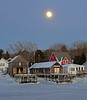 Moonrise, Cape Porpoise