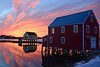 Cape Porpoise sunrise