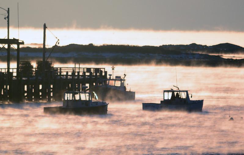 Cape Porpoise pier