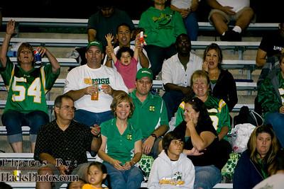 2009 Varsity vs. Irvine