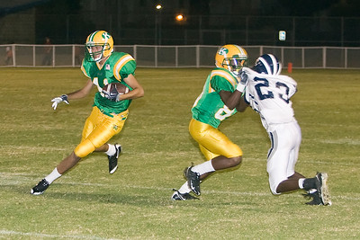 2009 Varsity vs. Mayfair