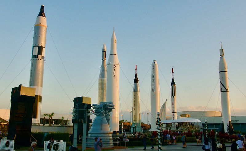 Kennedy Space Center, FL