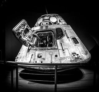 Apollo Lunar Command Module