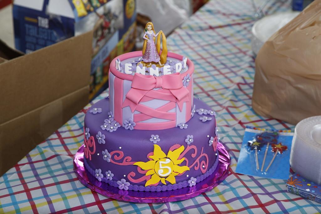 Kennedy's 5th Birthday Bash