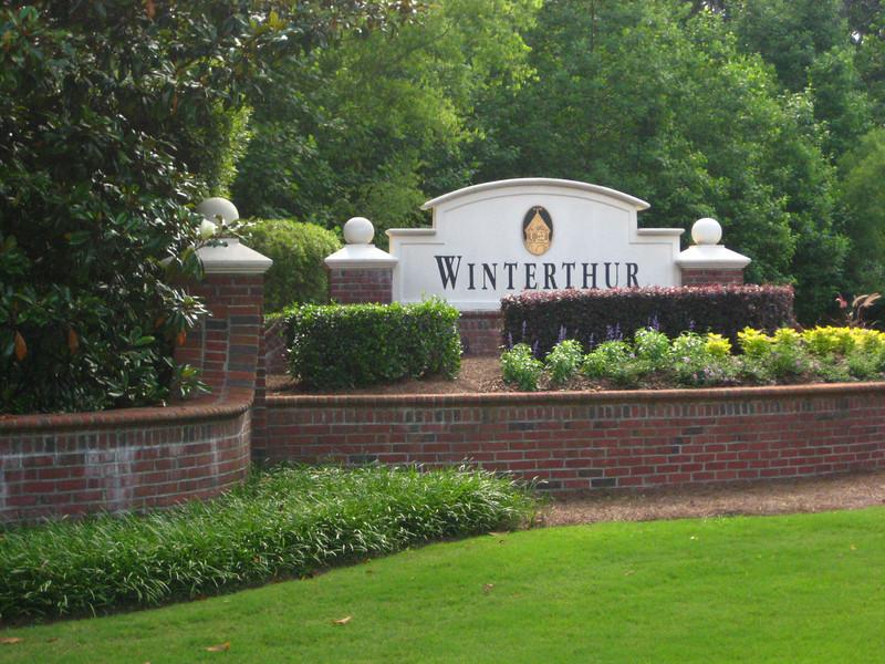 Winterthur-Kennesaw GA Neighborhood