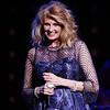 Linda Davis live at The Fox Theatre in  Detroit on 12-8-16.  Photo credit: Ken Settle