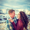 "Kenny + Stephanie | Engagement Photos | Snowy Range, WY<br /> <br /> Photo by Kyle Spradley | © Kyle Spradley Photography |  <a href=""http://www.kspradleyphoto.com"">http://www.kspradleyphoto.com</a>"