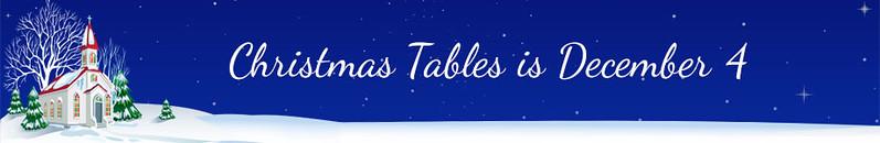 2017 Christmas Tables