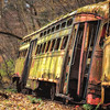 Decaying Trolley Cars