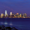 Lower Manhattan And Brooklyn