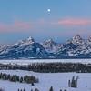 A Tetons Dawn