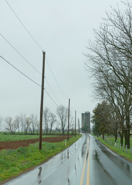 Rainy Morning in Lancaster County