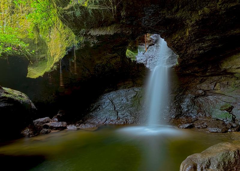 The Cave of Splendor