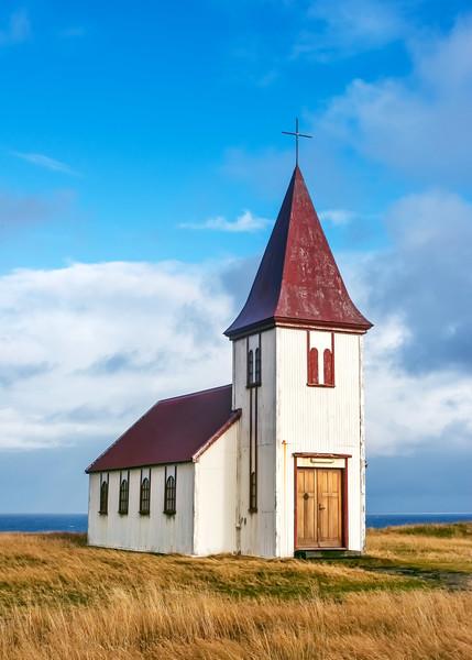 Church at Hellnar