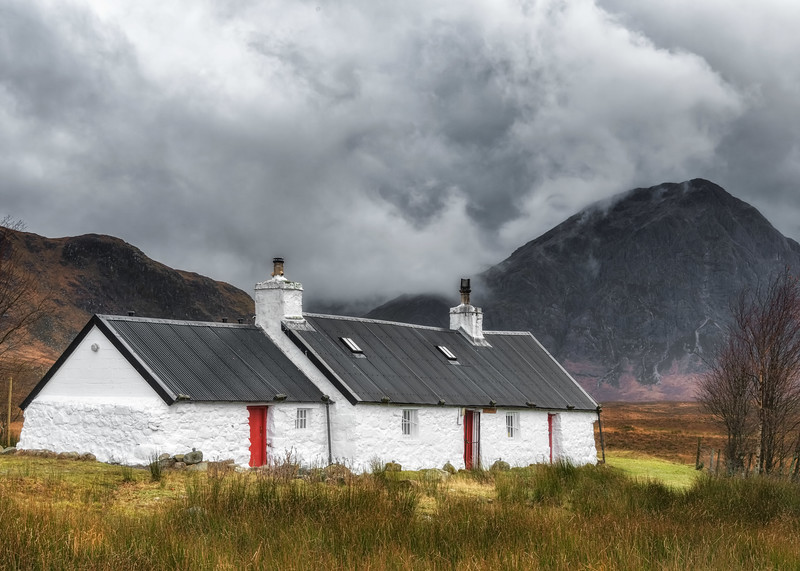 Cottage in the Highlands