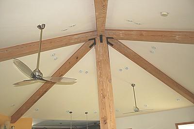 20 foot ceilings of this main room.