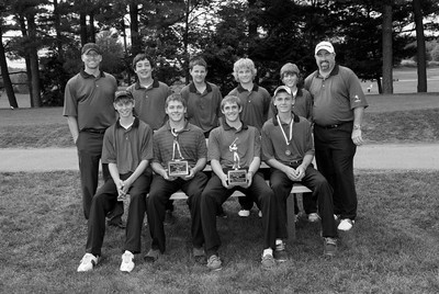 Kent Boys Golf 2011 PTC Champs