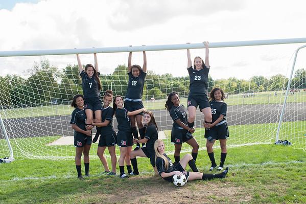 Girls Soccer 2013