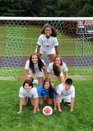 Girls Soccer 2014