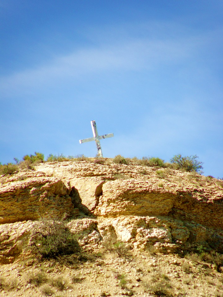 The Cross on the Hill.