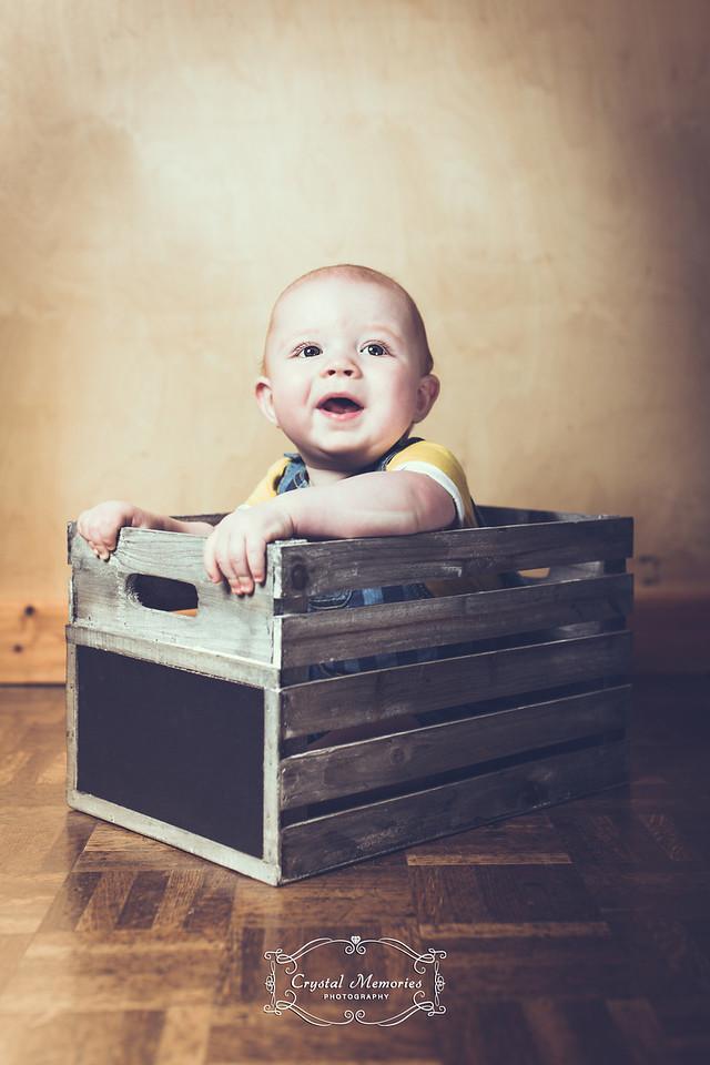 Yasmin & Ben Baby shoot 2015