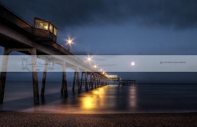 The Dreamy Pier in Deal Kent