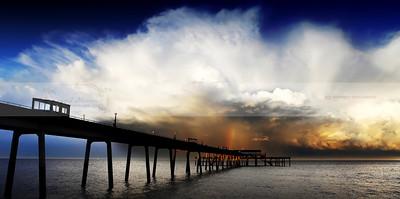 Passing Storm & The Rainbow