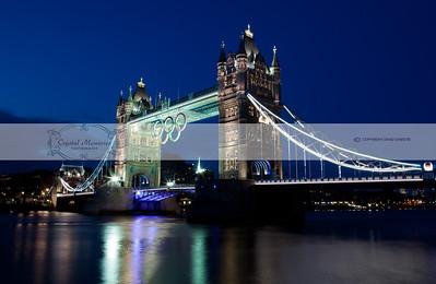 Olympic Tower Bridge London