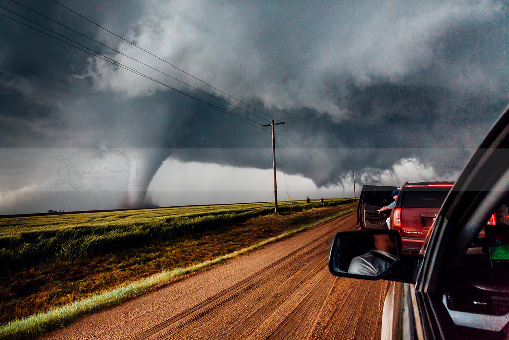 Storm chasing 2016-18