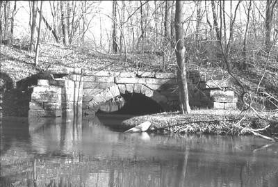 Plum Creek culvert.