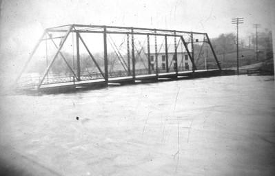 1913 flood, stow st. bridge