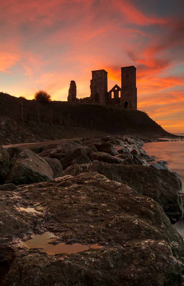 Reculver Towers & Roman Fort