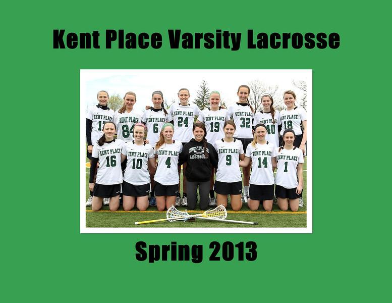 Kent Place Lacrosse 2013 - Page 001