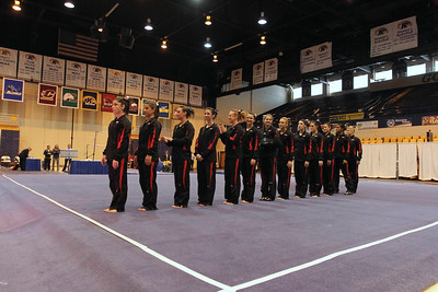 Kent State University Women's Gymnastics