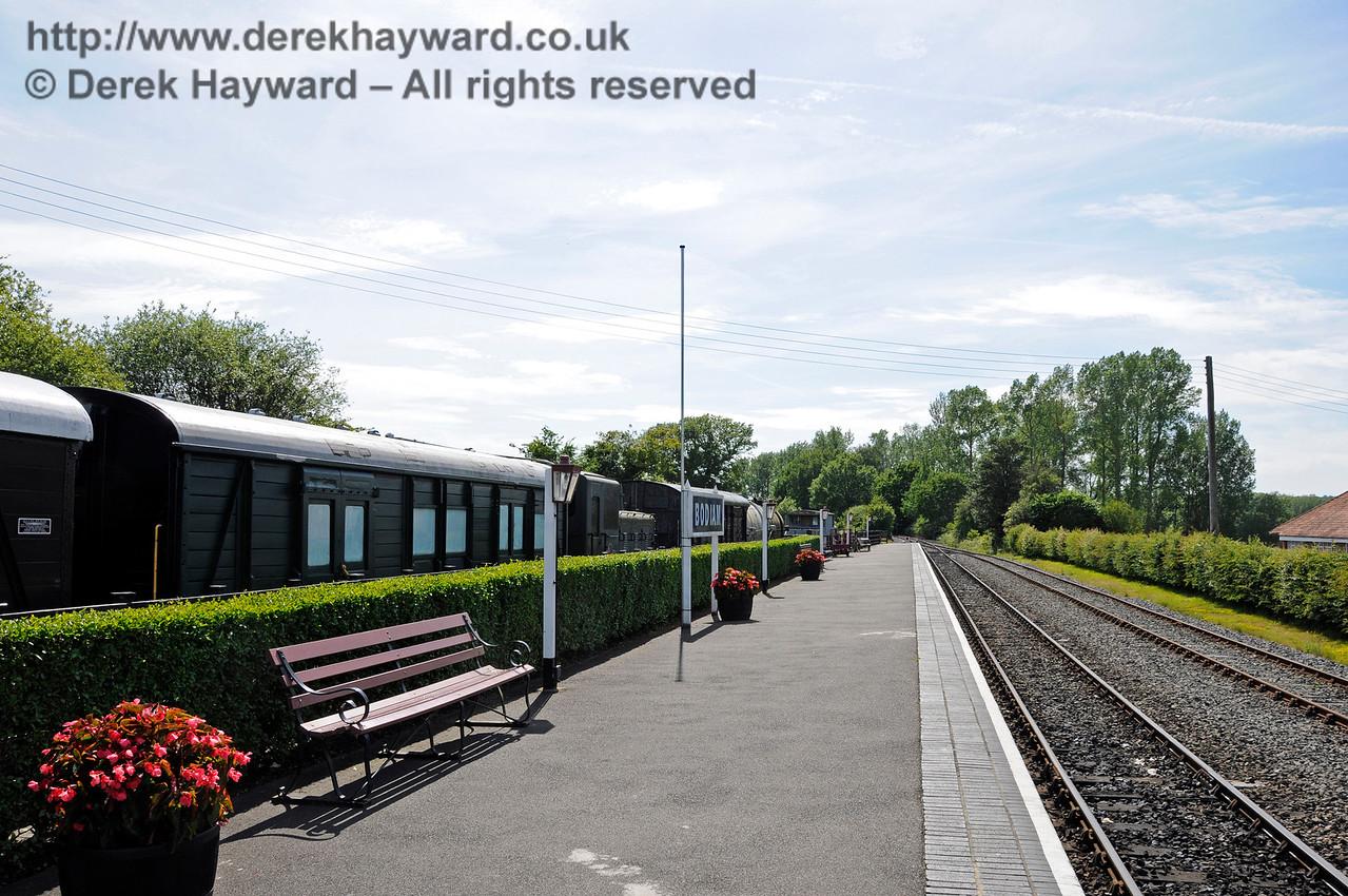 Bodiam Station.  24.06.2015  13031