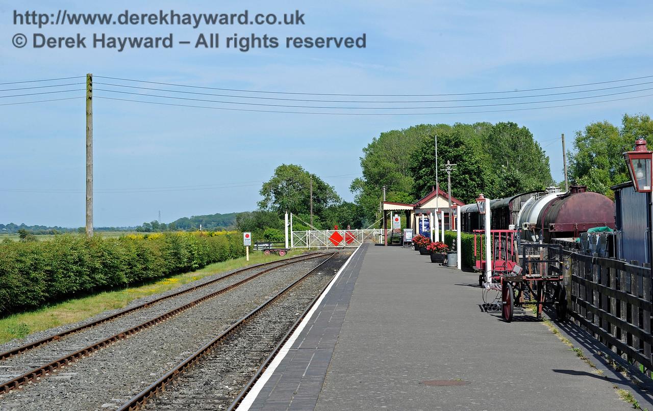 Bodiam Station.  24.06.2015  11467