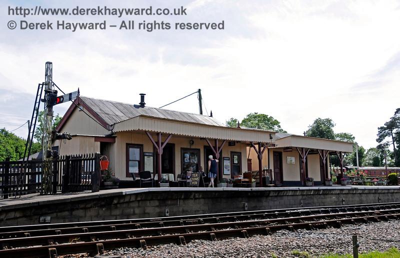 Northiam Station. 24.06.2015  13016