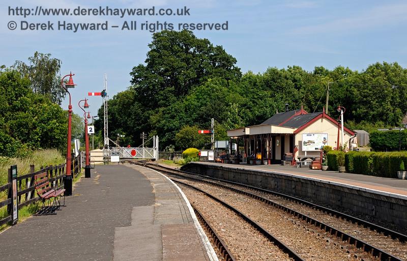 Northiam Station. 24.06.2015  13013