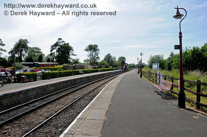 Northiam Station. 24.06.2015  13015