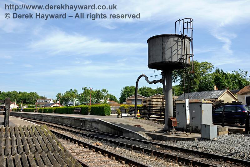 Northiam Station. 24.06.2015  13009