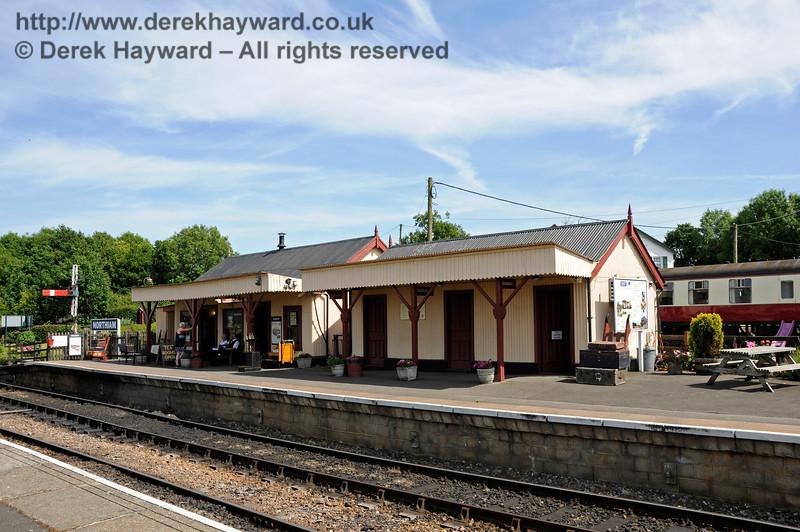 Northiam Station. 24.06.2015  13014