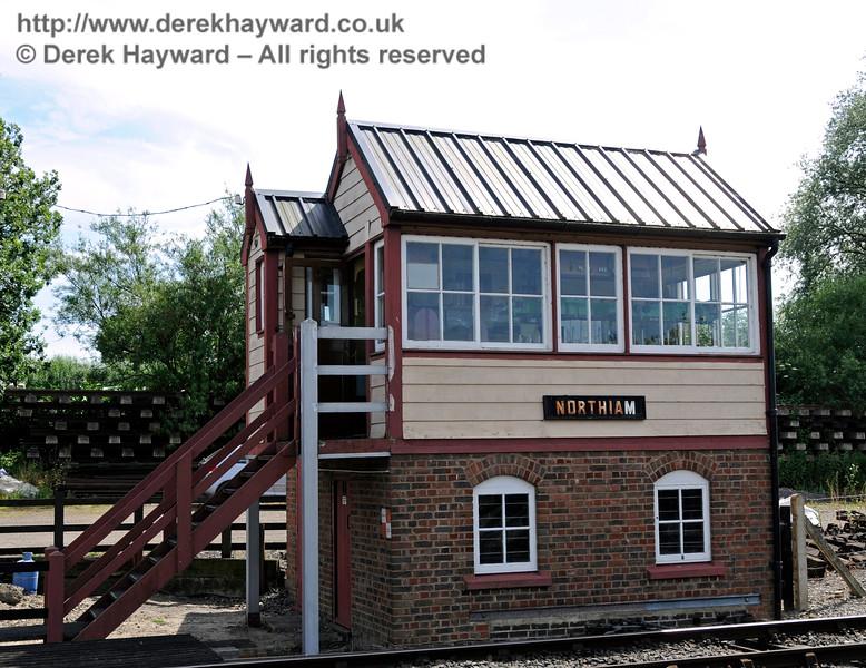 Northiam Station. 24.06.2015  13007