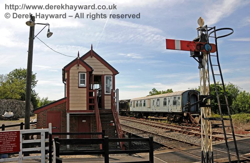 Northiam Station. 24.06.2015  13006