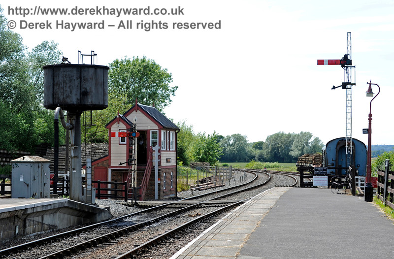 Northiam Station. 24.06.2015  11462