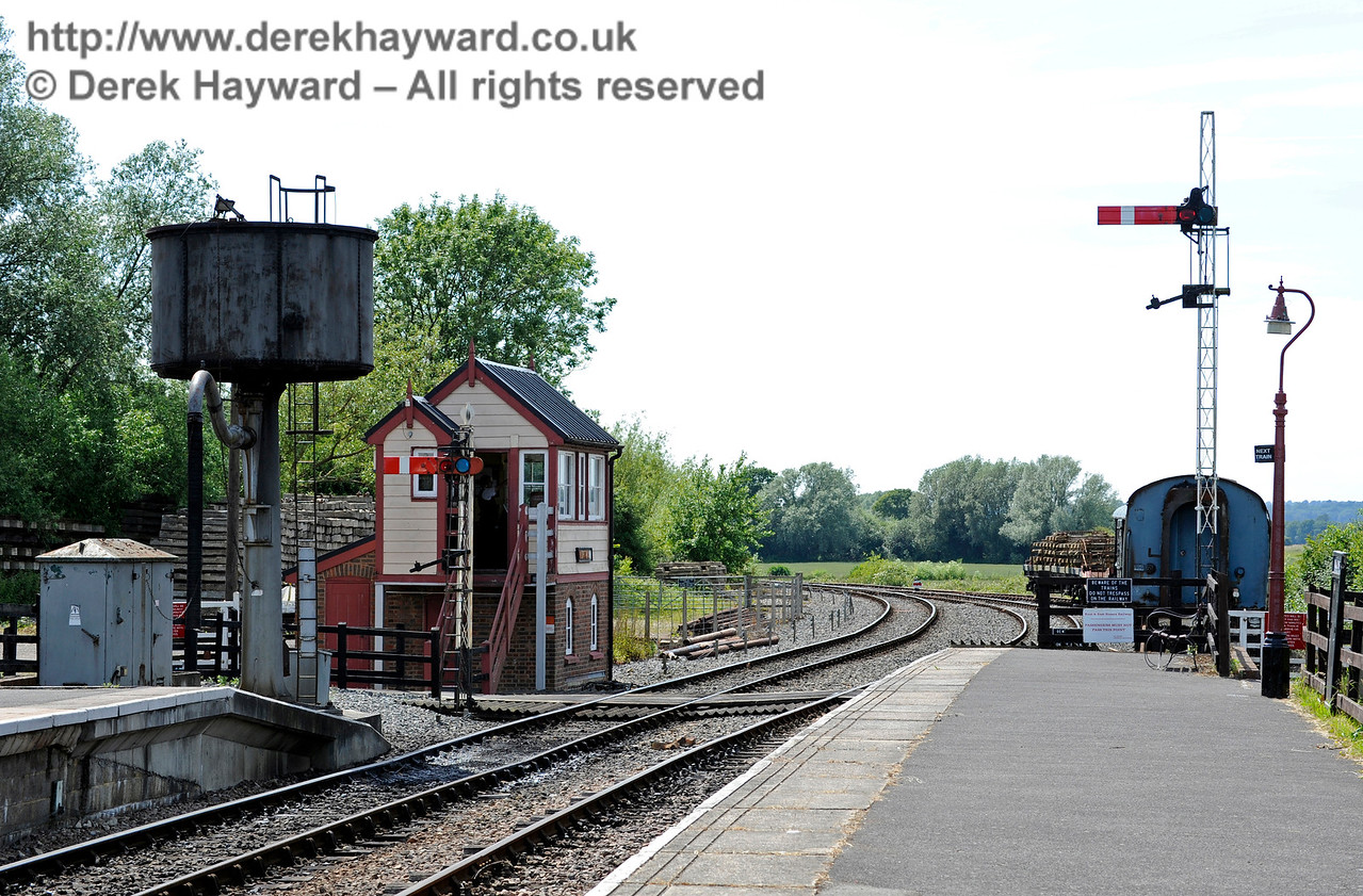 Northiam Station. 24.06.2015  11462