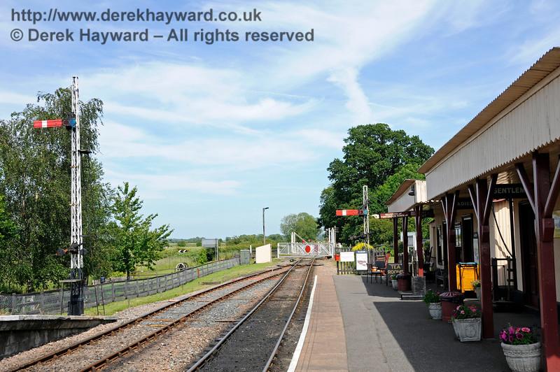 Northiam Station. 24.06.2015  13001