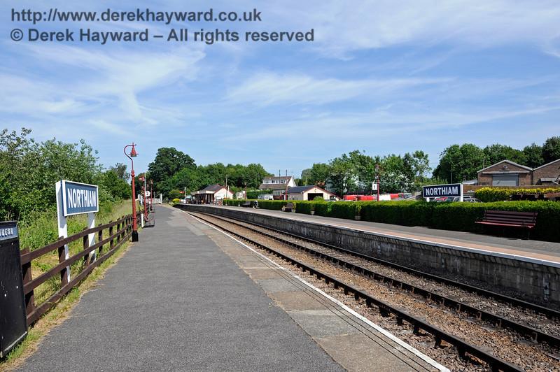 Northiam Station. 24.06.2015  13012