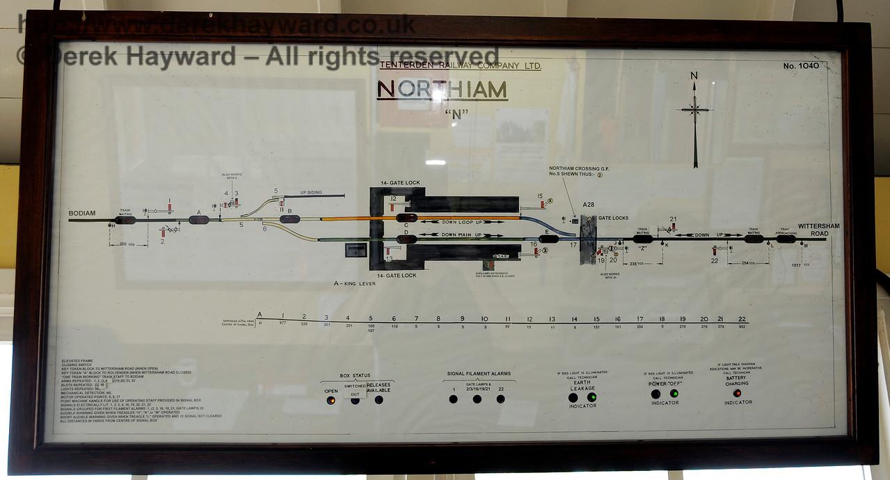 Northiam Station. 24.06.2015  13023