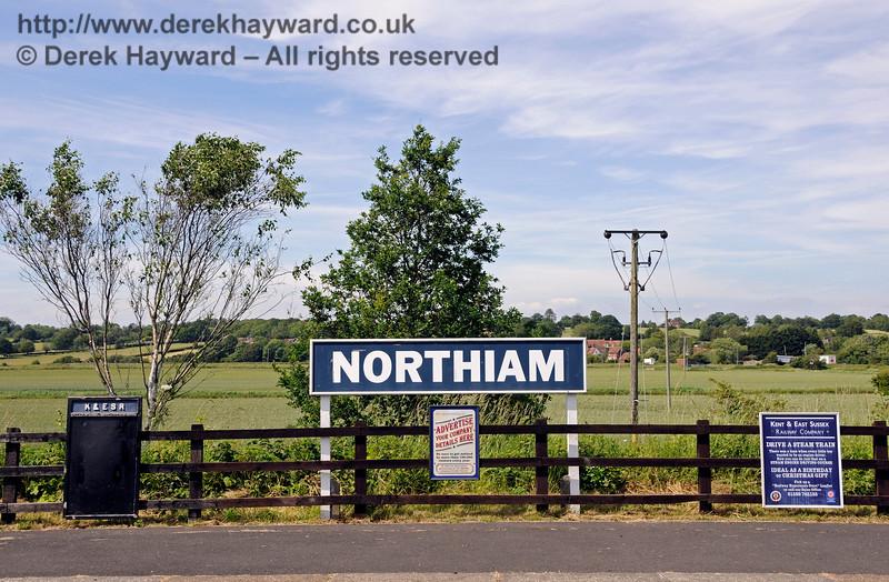 Northiam Station. 24.06.2015  13002
