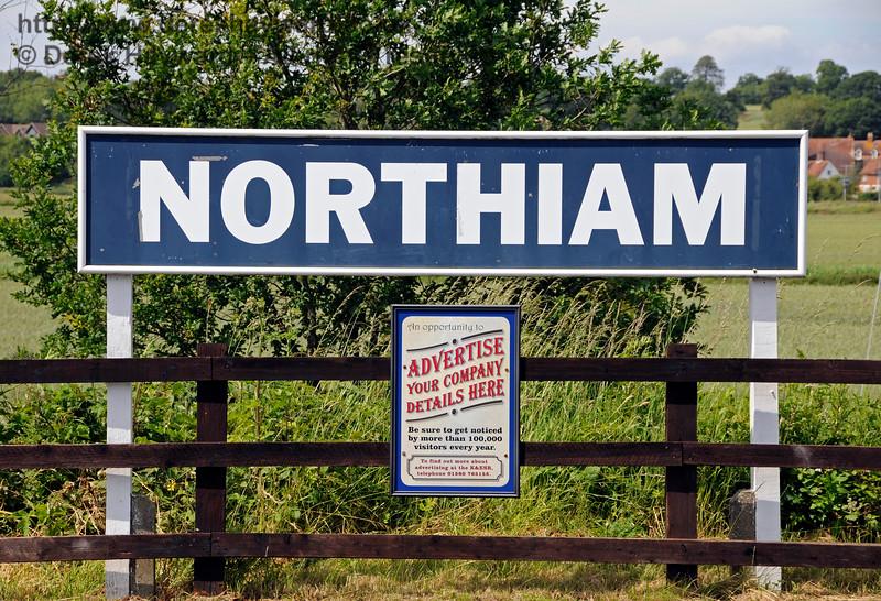 Northiam Station. 24.06.2015  13003